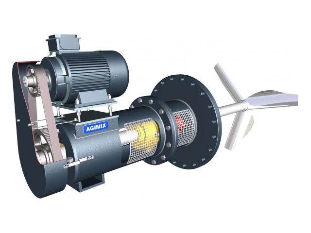 AM-11 V-belt drive Image